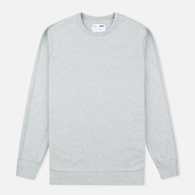 Мужская толстовка ASICS Crewneck Grey/Grey