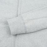 Мужская толстовка ASICS x Reigning Champ Full Zip Grey/Grey фото- 3