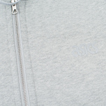 Мужская толстовка ASICS x Reigning Champ Full Zip Grey/Grey фото- 2