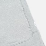 Мужская толстовка ASICS x Reigning Champ Full Zip Grey/Grey фото- 4