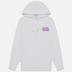 Мужская толстовка ASSID The Lord Provides Hoodie White/Purple