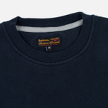 Мужская толстовка Barbour Heritage Millport Crew Neck Navy фото- 1