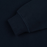 Мужская толстовка Barbour Heritage Millport Crew Neck Navy фото- 3