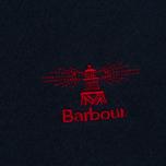 Мужская толстовка Barbour Heritage Standards Navy фото- 2