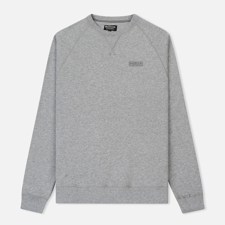 Мужская толстовка Barbour International Essential Crew Sweat Grey Marl
