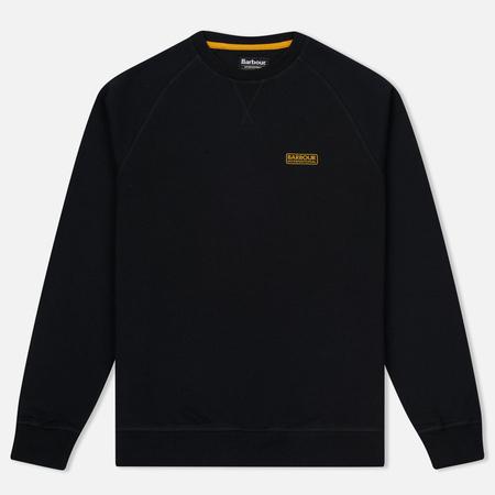 Мужская толстовка Barbour International Small Logo Black
