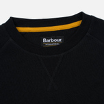 Мужская толстовка Barbour International Small Logo Black фото- 1