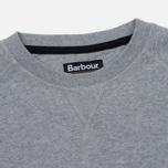 Мужская толстовка Barbour International Small Logo Grey Marl фото- 1