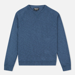 Мужская толстовка Barbour International Winton Crew Neck Chambray Blue фото- 0