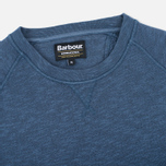 Мужская толстовка Barbour International Winton Crew Neck Chambray Blue фото- 1