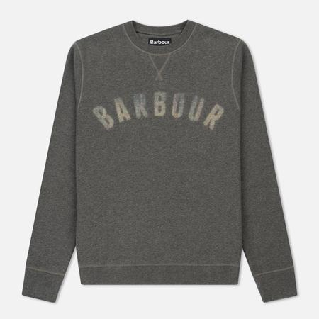 Мужская толстовка Barbour Logo Mid Grey Marl