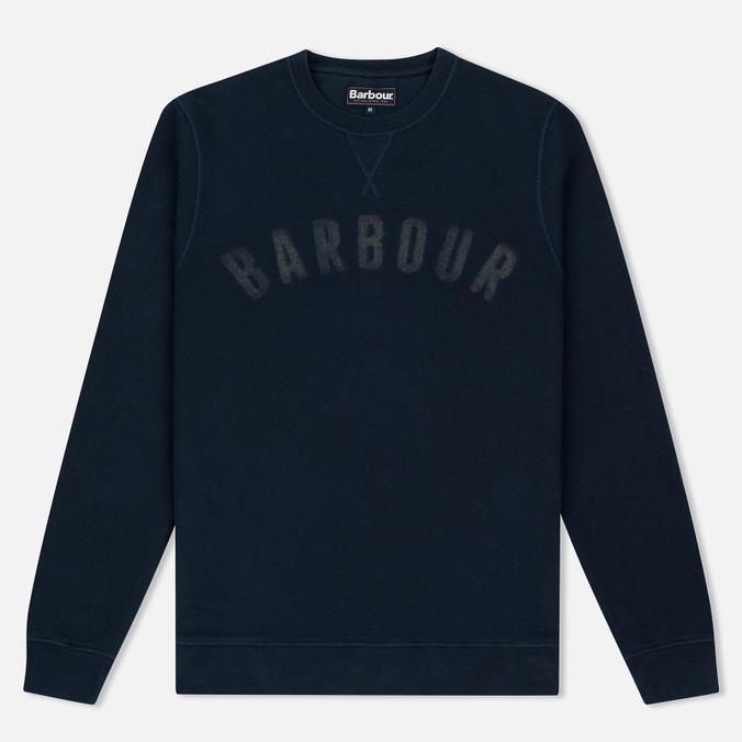 Мужская толстовка Barbour Logo Navy