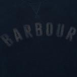 Мужская толстовка Barbour Logo Navy фото- 2