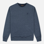 Мужская толстовка Barbour Philip Crew Neck Navy Mix фото- 0