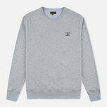Мужская толстовка Barbour Philip Crew Neck Storm Grey фото- 0