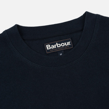 Мужская толстовка Barbour Prep Logo Crew Navy фото- 1