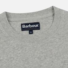 Мужская толстовка Barbour Prep Logo Crew Grey Marl фото- 1