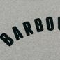 Мужская толстовка Barbour Prep Logo Crew Grey Marl фото - 2
