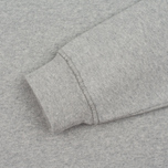 Barbour x Steve McQueen International Crew Neck Men`s Sweatshirt Grey Marl photo- 3