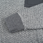 Мужская толстовка Barbour x White Mountaineering Grayling Crew Neck Charcoal фото- 4
