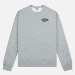 Billionaire Boys Club Basic Crewneck Men`s Sweatshirt Grey photo- 0
