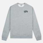 Мужская толстовка Billionaire Boys Club Basic Crewneck Grey фото- 0