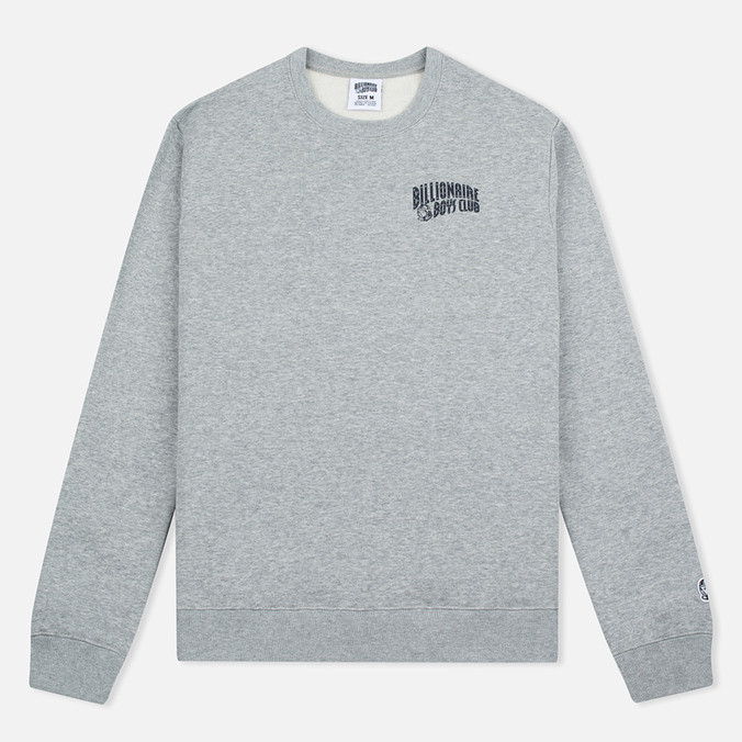 Billionaire Boys Club Basic Crewneck Men`s Sweatshirt Grey