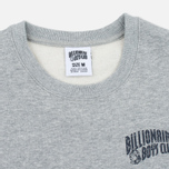Мужская толстовка Billionaire Boys Club Basic Crewneck Grey фото- 1