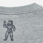 Billionaire Boys Club Basic Crewneck Men`s Sweatshirt Grey photo- 4