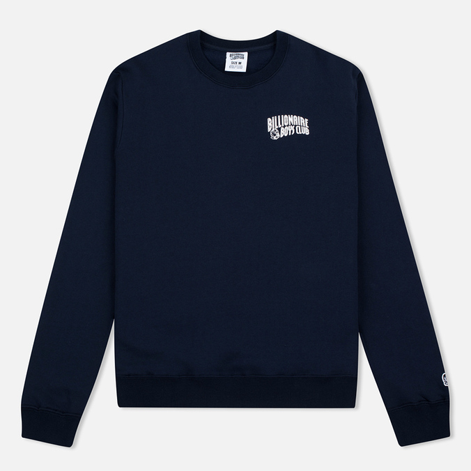 Billionaire Boys Club Basic Crewneck Men`s Sweatshirt Navy