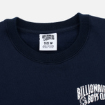 Billionaire Boys Club Basic Crewneck Men`s Sweatshirt Navy photo- 1