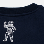 Billionaire Boys Club Basic Crewneck Men`s Sweatshirt Navy photo- 4
