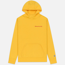Мужская толстовка Billionaire Boys Club Bound Popover Hoodie Yellow фото- 0