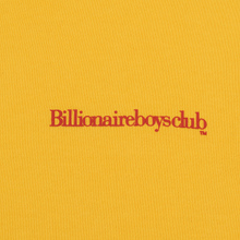 Мужская толстовка Billionaire Boys Club Bound Popover Hoodie Yellow фото- 2