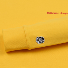 Мужская толстовка Billionaire Boys Club Bound Popover Hoodie Yellow фото- 3
