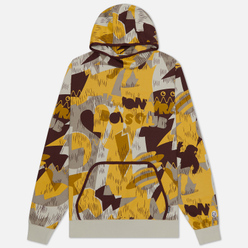Мужская толстовка Billionaire Boys Club Camo All Over Print Popover Hood Beige Print