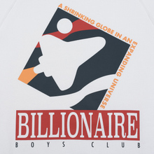 Мужская толстовка Billionaire Boys Club Commemorative Mission Crewneck White фото- 2