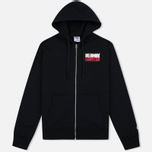 Мужская толстовка Billionaire Boys Club Commercial Resupply Zip Black фото- 0