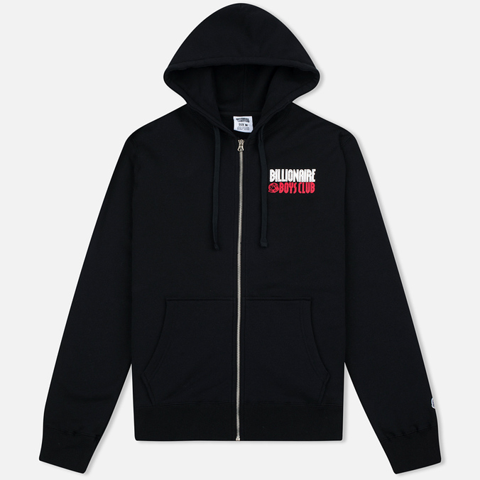 Billionaire Boys Club Commercial Resupply Zip Men`s Hoody Black