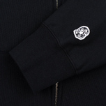Мужская толстовка Billionaire Boys Club Digital Zip-Through Hoody Black/White фото- 2