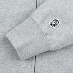 Мужская толстовка Billionaire Boys Club Digital Zip-Through Hoody Grey/Black фото- 2