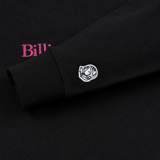 Мужская толстовка Billionaire Boys Club Embroidered Logo Crewneck Black