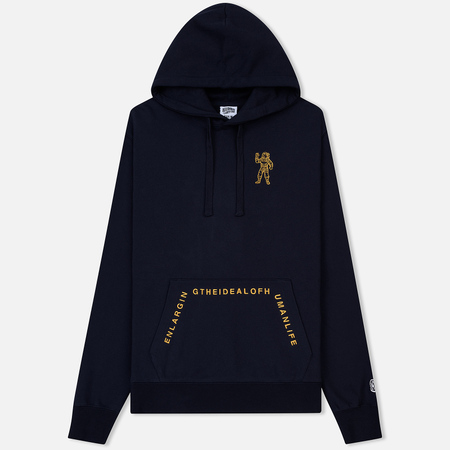 Мужская толстовка Billionaire Boys Club Enlarging The Ideal Popover Hoodie Dress Blue