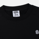 Мужская толстовка Billionaire Boys Club EVA Patch Raglan Crew Neck Black фото- 1