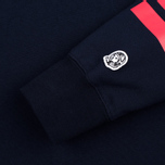 Мужская толстовка Billionaire Boys Club First Ascent Crew Neck Navy/Red фото- 2