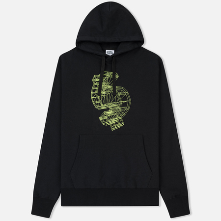Мужская толстовка Billionaire Boys Club Glow In The Dark Popover Hood Black