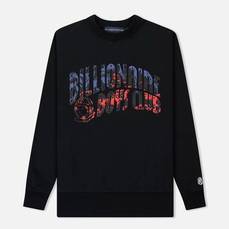 Мужская толстовка Billionaire Boys Club Horsepower Crewneck Black