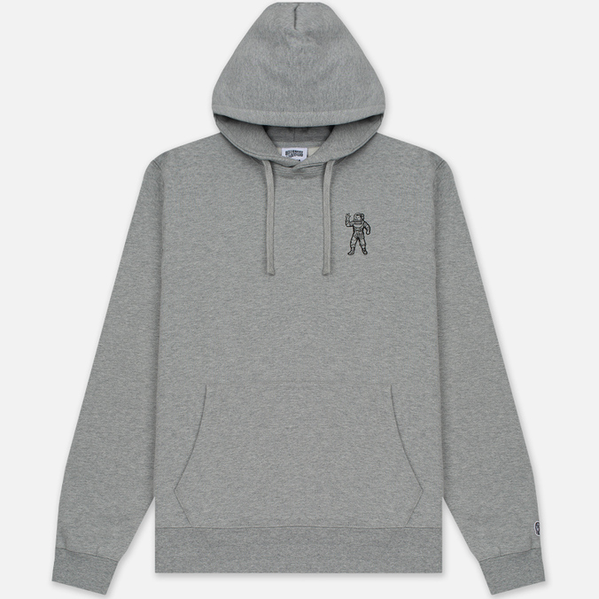 Мужская толстовка Billionaire Boys Club Incorrect Uses Pop Over Hoody Heather Grey