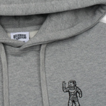 Мужская толстовка Billionaire Boys Club Incorrect Uses Pop Over Hoody Heather Grey фото- 1
