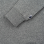 Мужская толстовка Billionaire Boys Club Incorrect Uses Pop Over Hoody Heather Grey фото- 4